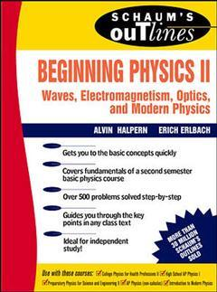 Cover of the book Schaum's outline of beginning physics II (paper)