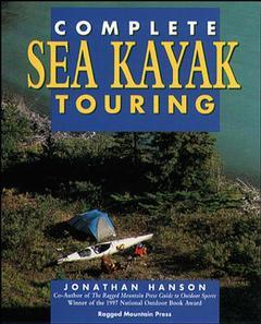 Cover of the book Complete sea kayak touring