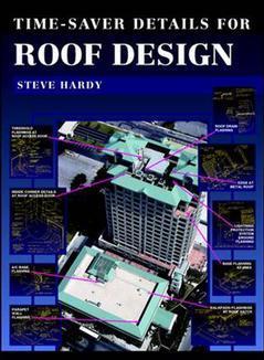 Couverture de l'ouvrage Time saver details for roof design