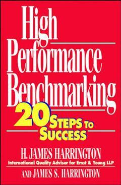 Couverture de l'ouvrage High performance benchmarking. 20 steps to success