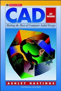 Couverture de l'ouvrage Cad at work:implementing computer aided design