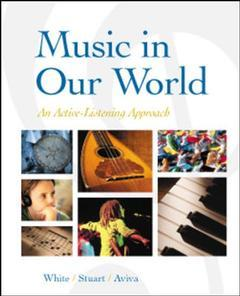 Couverture de l'ouvrage Music in our world