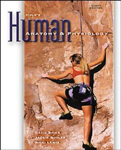 Couverture de l'ouvrage Hole's human anatomy and physiology (9th ed )