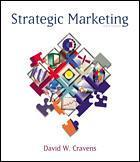 Cover of the book Strategic marketing, 6th ed 1999