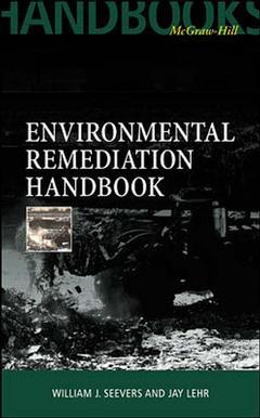 Cover of the book Handbook of complex environmental remediation problems