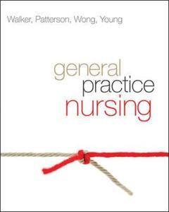 Couverture de l'ouvrage General practice nursing
