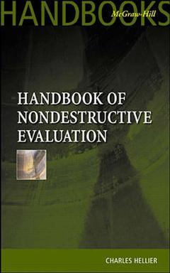Cover of the book Handbook of Nondestructive Evaluation