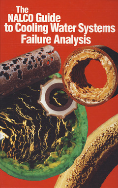 Couverture de l'ouvrage Nalco guide to cooling water systems failure analysis
