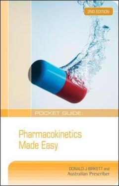 Couverture de l'ouvrage Pharmacokinetics made easy