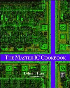 Cover of the book Master IC cookbook, 3rd ed 1997 (paper)