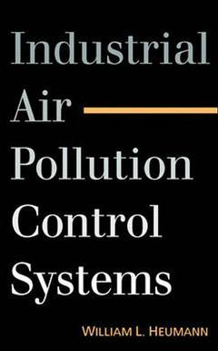 Cover of the book Industrial air pollution control systems