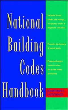 Cover of the book National building codes handbook