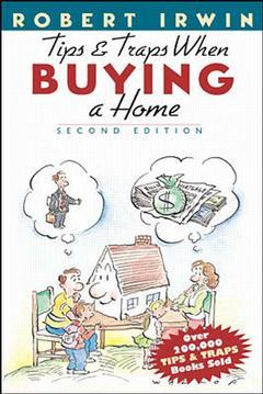 Couverture de l'ouvrage Tips & traps when buying a home (2nd ed 1996)