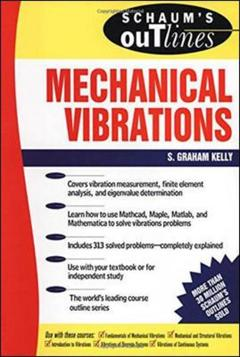Cover of the book Mechanical Vibrations (Schaum's Outline)