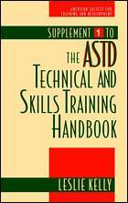 Cover of the book Supplement to ASTD technical skills training handbook