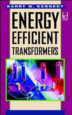 Couverture de l'ouvrage Energy efficient transformers