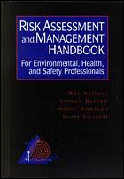 Cover of the book Risk assessment and management handbook for environmental, health and safety professionals
