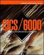 Couverture de l'ouvrage CICS 6000 application development