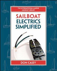 Cover of the book Sailboat electrical systems