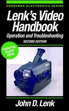 Cover of the book Lenk's video handbook (2nd ed' 96)
