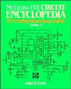 Couverture de l'ouvrage MGH circuit encyclopedia and troubleshooting guide vol. 3 (paper)