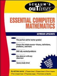 Cover of the book Essential computer mathematics