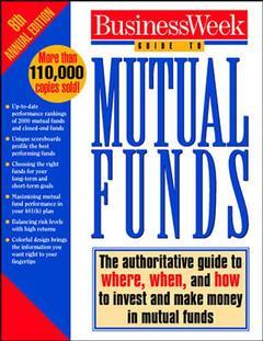 Couverture de l'ouvrage Business week's guide to mutual funds, 8th annual edition (paper)