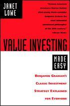 Cover of the book Value investing made easy