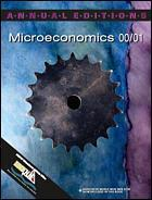 Cover of the book Annual editions : microeconomics 00/01 (5th edition) paper