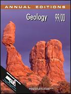Cover of the book Annual editions: geology 99/00 (2nd ed )