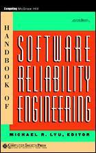 Cover of the book Handbook of software reliability engineering (CD ROM included / Bound)