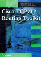 Cover of the book Cisco TCP/IP routing professional reference, paper.