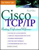 Cover of the book CISCO TCP/IP routing professional reference, revised and expanded (paper)