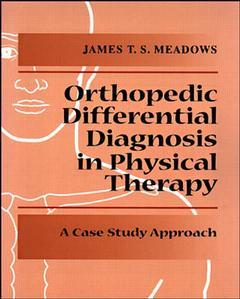 Cover of the book Case studies in orthopedic physical therapy