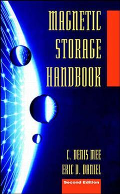 Cover of the book Magnetic storage handbook (2nd ed'96)