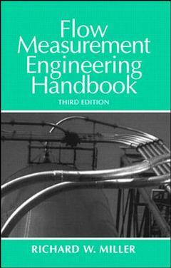 Cover of the book Flow measurement engineering handbook