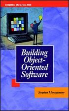 Cover of the book Building object oriented software