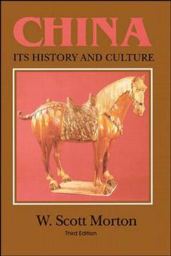 Cover of the book China: its history and culture (3rd ed )