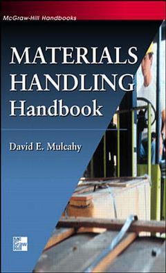Cover of the book Materials handling handbook