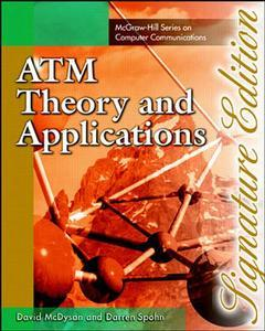 Cover of the book ATM theory and application, signature edition (paper)