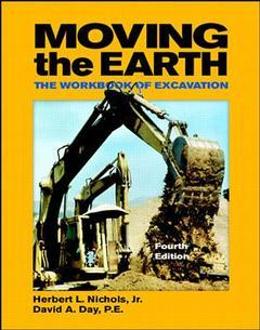 Cover of the book Moving the earth, 4th ed 1998