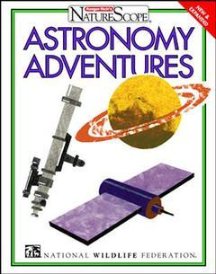 Cover of the book Astronomy adventur