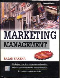 Couverture de l'ouvrage Marketing management (2nd ed )