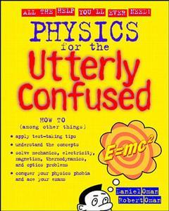 Cover of the book Physics for utterly confused (paper)