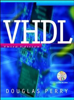 Cover of the book VHDL (Book and CD-Rom, 3rd Ed.)