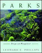 Couverture de l'ouvrage Parks : design and management
