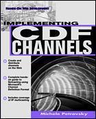 Couverture de l'ouvrage Implementing CDF channels (Paper)