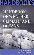 Couverture de l'ouvrage Handbook of weather, climate & oceans