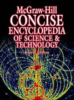 Couverture de l'ouvrage McGraw-Hill Concise Encyclopedia of Science and Technology