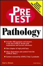 Couverture de l'ouvrage Pathology: pretest3 self-assessment and review (9th ed )